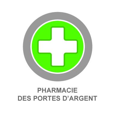 logo pharmacie des portes d'argent